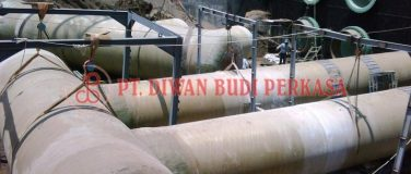 Installation Tank, Pipe & Fitting